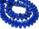 Lapis Lazuli Faceted Tear Drops Briolettes