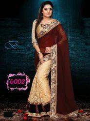 Bollywood Replica Designer Party Wear Saree