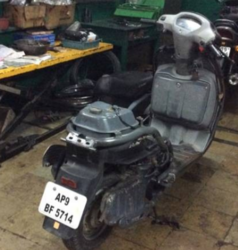 Scooty Repairing Service