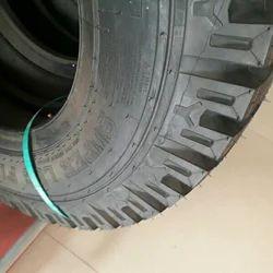Black 235 - 255mm Heavy Duty Truck Rubber Tyre
