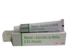 Menthol Methyl Salicylate 0.2 % Ointment