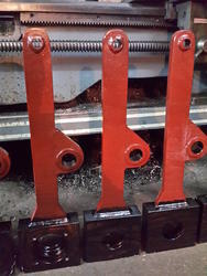 MS Fabrication Job Work