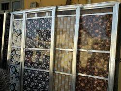 Good Quality Material Used Aluminum Single Door
