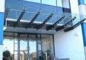 Designer Glass Canopy