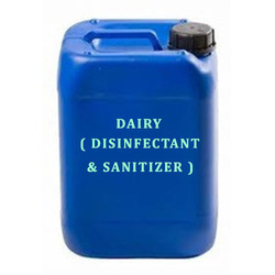 Dairy Sanitizer And Plant Cleaners