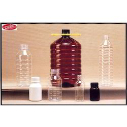Agrochemical PET Bottle