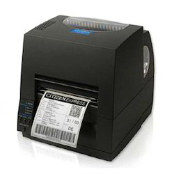 Citizen CL S631 Desktop Barcode Printer