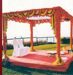 Wedding Party Tent House Rental Services