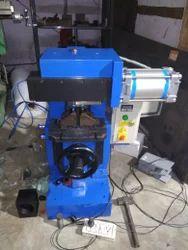 Shivdhan Engineering Pneumatic Roll Marking Machine, Model: RP-50, Capacity: Up To 100mm Diameters