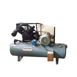 10 HP Double Stage Air Compressor, Discharge Pressure: 8 Bar