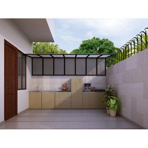 Outdoor Modular Kitchen