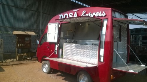 Special Varients Mobile Food Van Manufacturer From Hyderabad