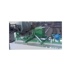 Mild Steel Mechanical Broom Sweeper