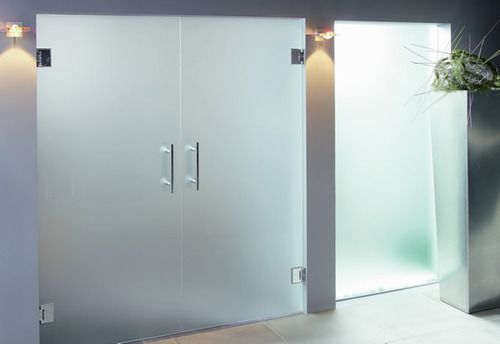 Frameless Glass Doors Glow Shine Glass Industries Pvt Ltd