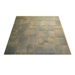 Outdoor Designer Flagstones, for Flooring, Thickness: 40 - 60 Mm