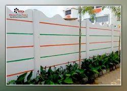 Prestressed Precast Compound Wall in Pune