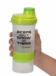 Zest 500 Plastic Shaker Bottle