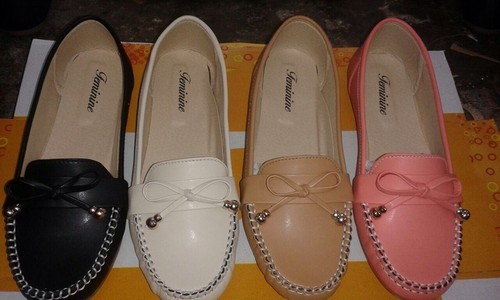 Girls Casual Loafers Shoes, Size: 36 To41, Rs 240 /pair Gandhi Traders |  ID: 16961044773