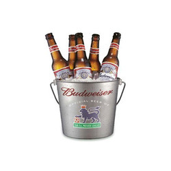 Beer Tin Metal Buckets