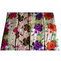 Rayon Floral Printed Fabric, For Home Furnishing, 100-150
