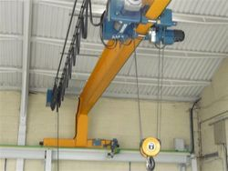 Single Hoist Single Crab Cranes