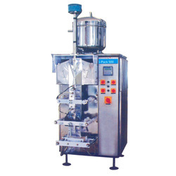 Mineral Water Filling Pouch Packing Machine