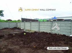 RCC Concrete Folding Wall Precast