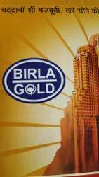 ACC PPC (Pozzolana Portland Cement) Birla Gold Cement, Cement Grade: Grade 53