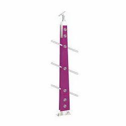 Purple Acrylic Baluster