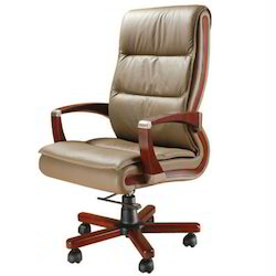 Geeken High Back Chair GP101