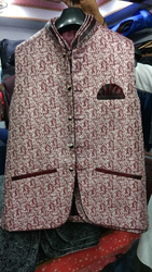 Party Sleeve Less Waistcoat