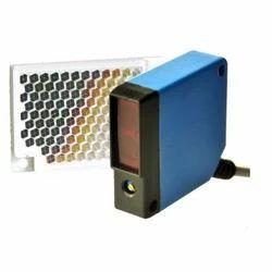 Rectangular Retro Reflective Sensor