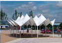Tensile Structure Shade