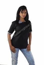 Interlock Knit Golf T-Shirts