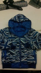 Mens Knitted Reversible Jacket