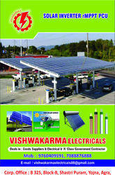 Electrical, Soler & Civil Work Contactor