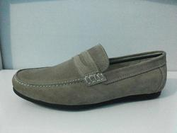 Suede Moccasin Shoes