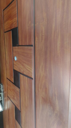 Seven Lock Security Door