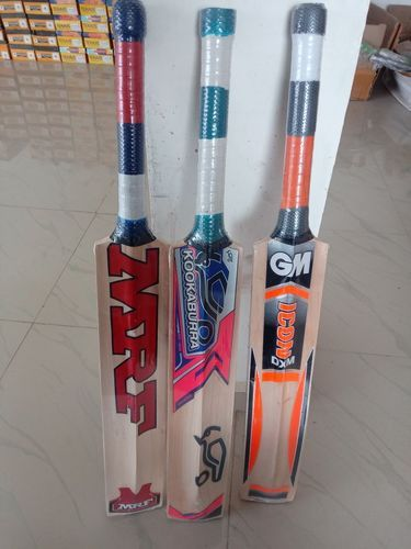 bb999e81c GM   Kookaburra Leather Cricket Bat
