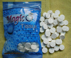 Magic Tablet Napkin Suppliers Amp Manufacturers In India