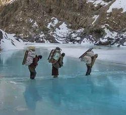 Chadar A Frozen River Trekking