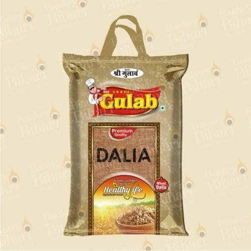 Bankey Bihari BOPP Dalia Packaging Bags, Storage Capacity: 5-35 Kg