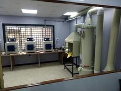 0.75-380kw Brown Hallmarking and NABL fire assay lab setup