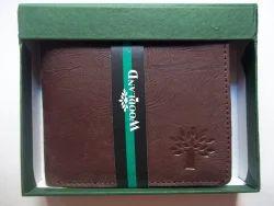 Male Woodland Wallets