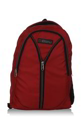 Trendy Red Laptop Bag