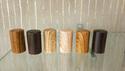 Wooden Finish Perfume Cap
