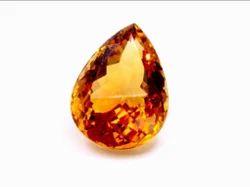 Citrine Pears Stone