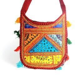 Rajasthani Mirror Work Fancy Bags