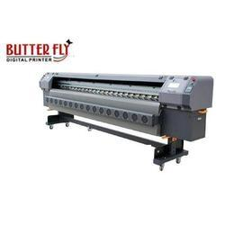 Konica Head Flex Printing Machine