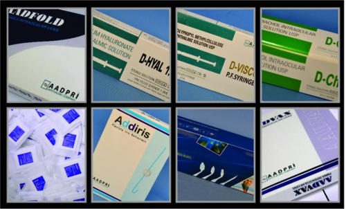 Ophthalmic Products, | Aadpri Ophthalmic Company in